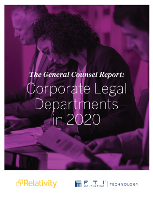 New Survey Outlines Changes in the Role of General Counsel