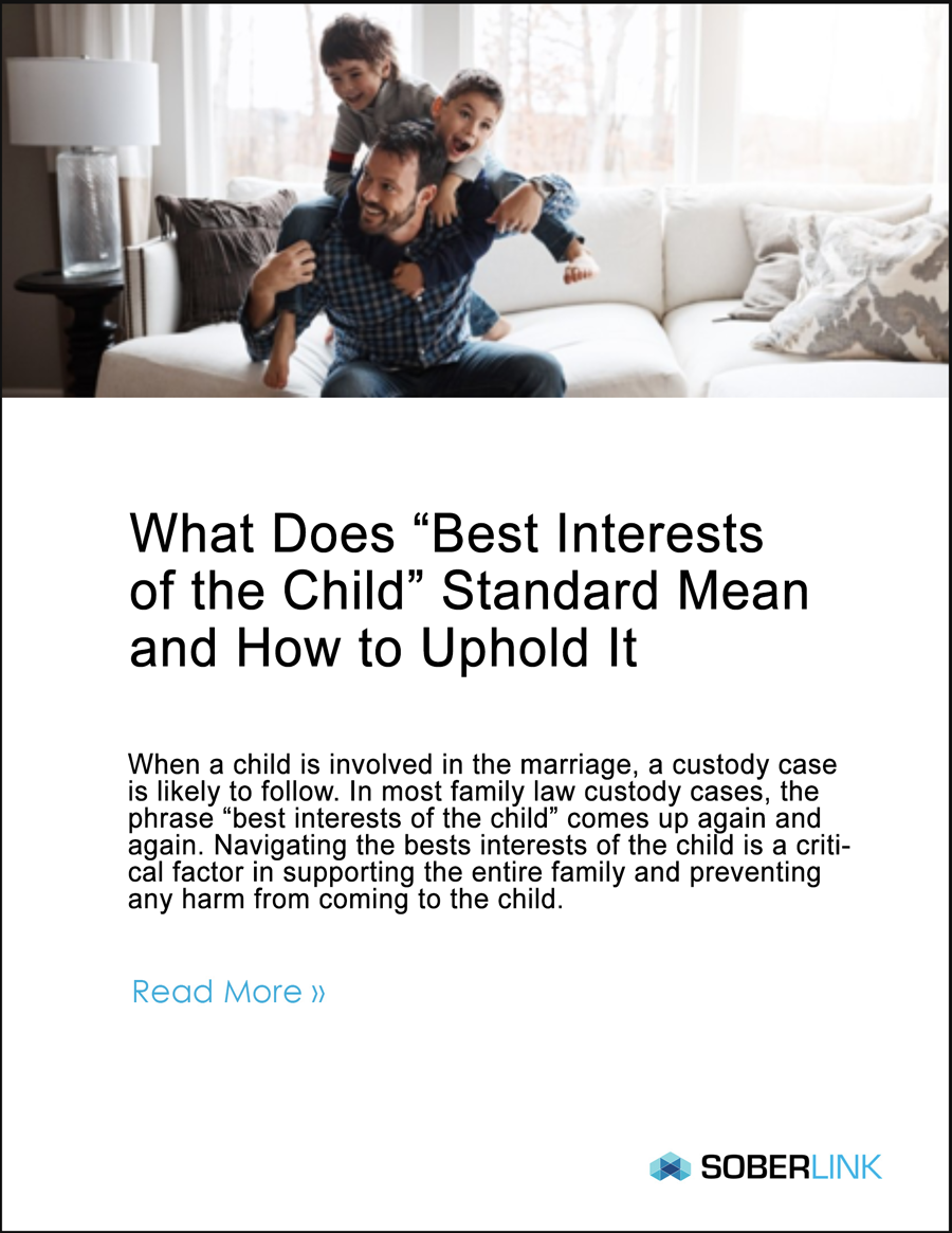 "What Does ""Best Interests of the Child"" Standard Mean and How to Uphold It"